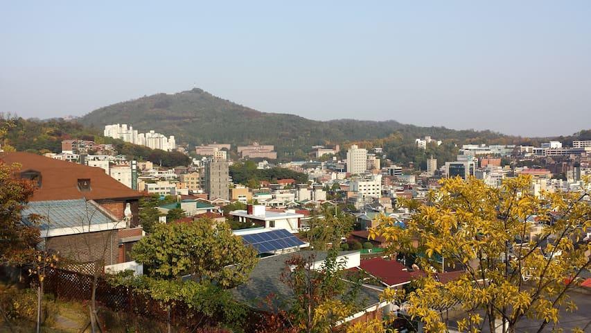 Séoul / Chambre proche de Hongdae et Sinchon - Seodaemun-gu - Autre