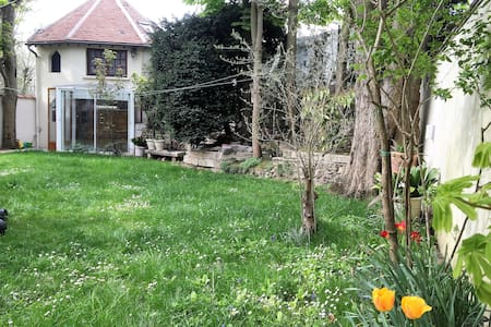 Charmante petite maison individuelle en duplex - ロニー=スー=ボワ
