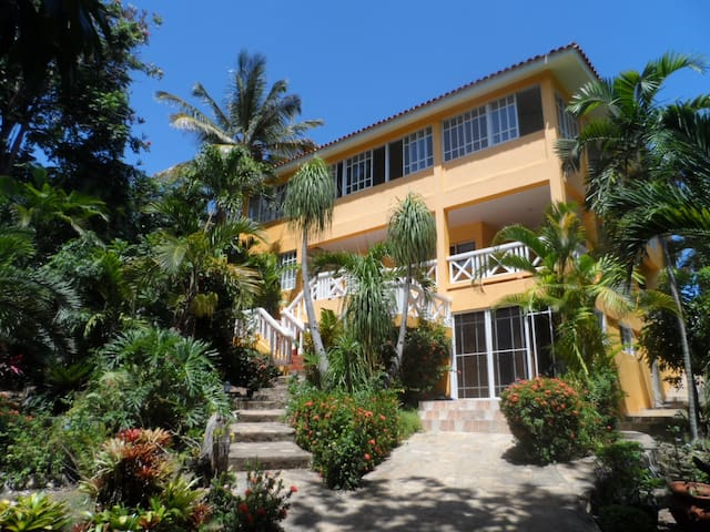 Tropical Studio close to the beach - Puerto Plata