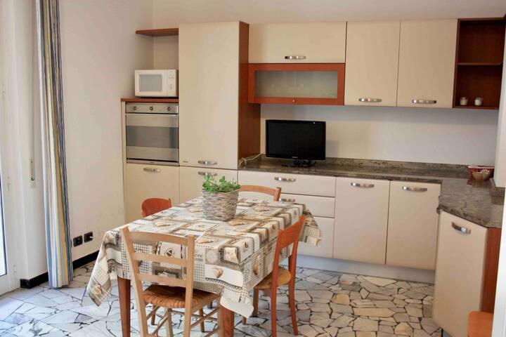 Appartamento Alba Docilia, 300 metri dal mare
