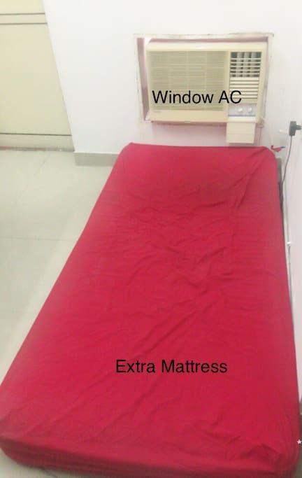 Extra Mattress