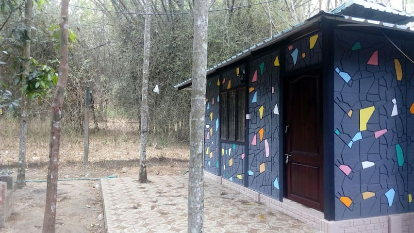 Excellent family dormitory & cottage in Mudumalai