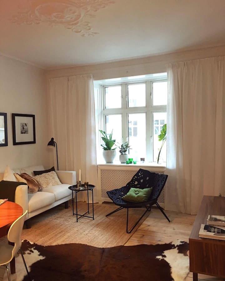 Cozy 2-rooms apartment in Vesterbro, Cph