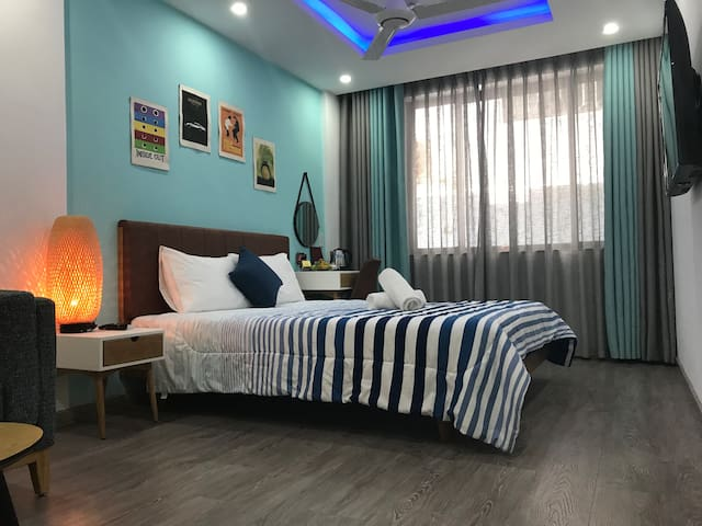 Infinity Residences - Large, comfortable room