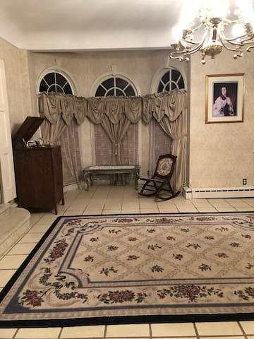 First Sitting Room