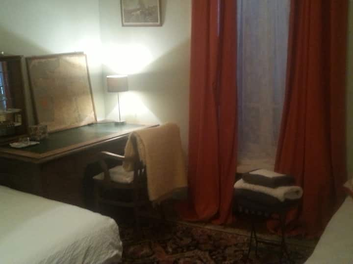 double bedroom / chambre double