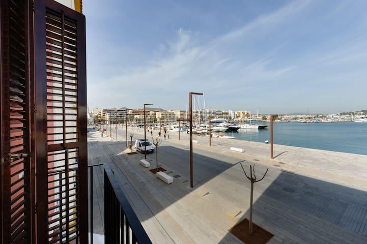 Ibiza Port Lovely Apartment!! 3A