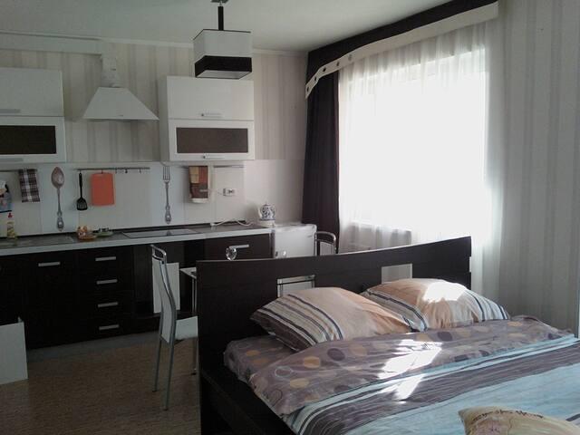 Посуточная аренда квартир - Angarsk - Apartment