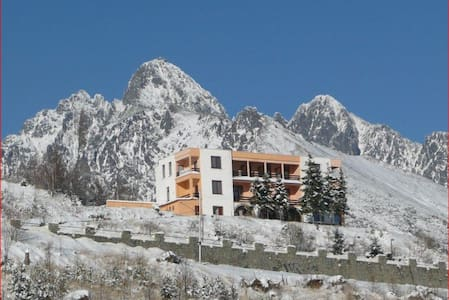 Hostel Penzion Partizan-the heart of High Tatras - Vysoké Tatry - Bed & Breakfast