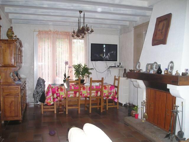 chambres chez l'habitant - Amillis - Casa