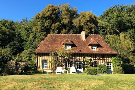 La maison Valentin - Saint-Hymer