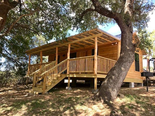 Llano River - Bunk House - Site 15
