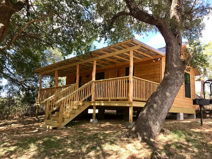 Llano River - Bunk House - Site 15