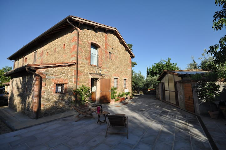 I Gelsi di Annamaria, typical farmhouse apartment - Cavriglia - Apartment