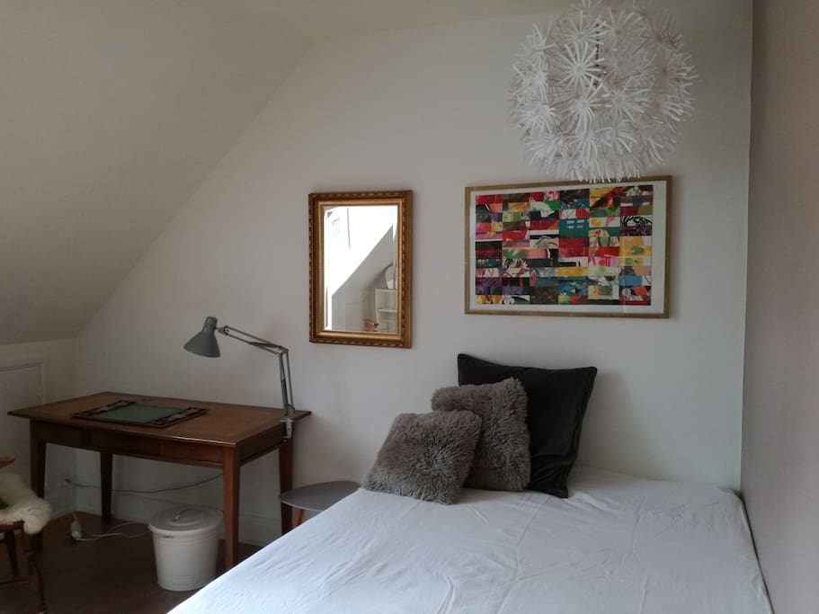 Nice room Vesterbro Cph.