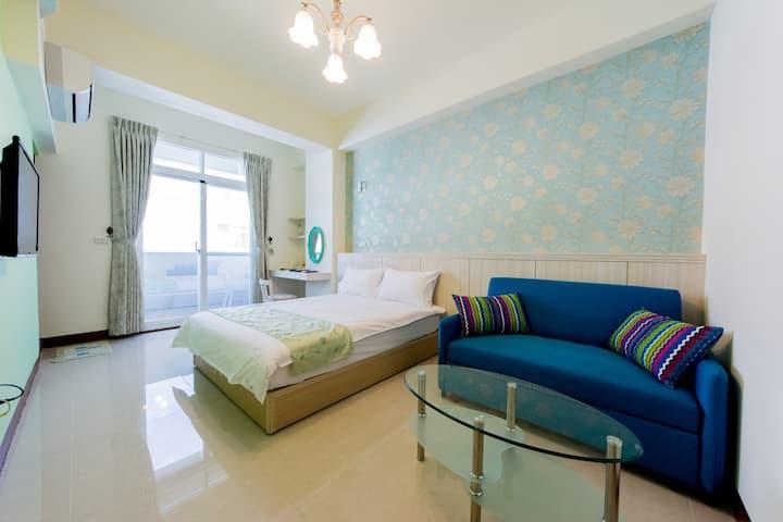 (高cp值) 雅緻雙人套房,平價 溫馨 舒適的家