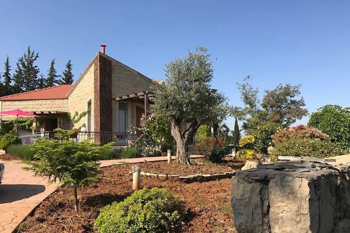 Villa Chehab - Mansouriyyet Bhamdoun