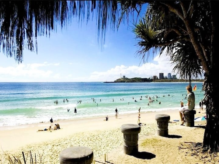 Gem in the heart of Mooloolaba