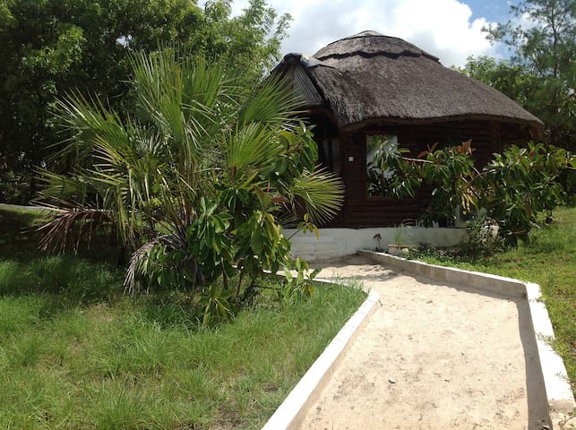 Nguru- Garden View Bungalow for 2