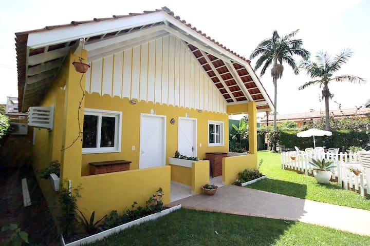 Pousada Jardim Porto Belo - suite quadruple conjuguée