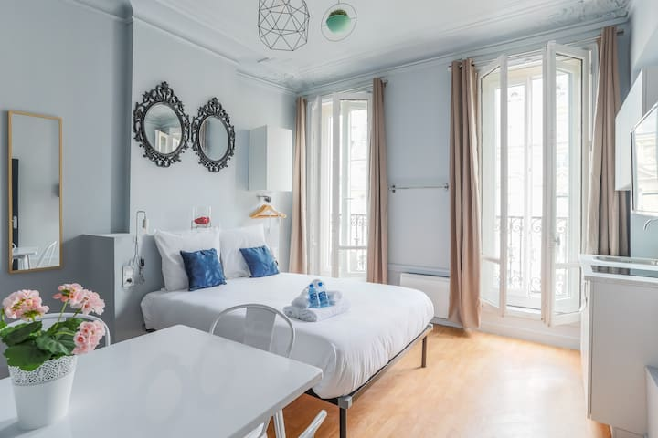 Saint-Lazare - Opéra 43: cosy apartment for 4