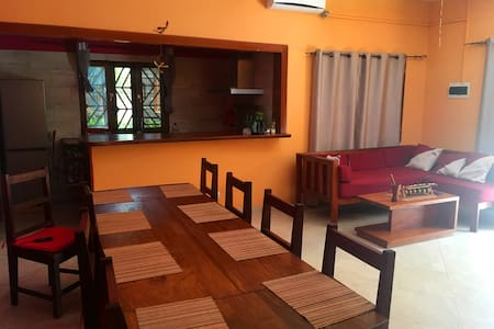stay with a NGO - private double room