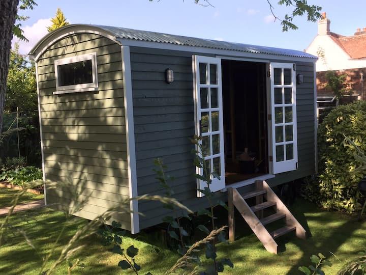 The Nutbourne Hut