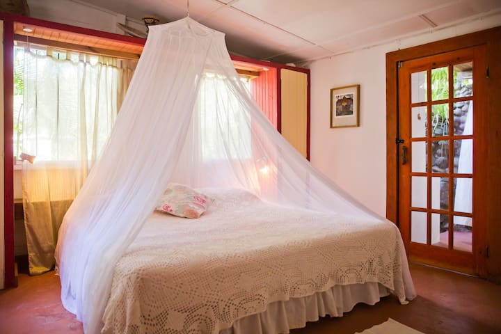 Almond Master bedroom