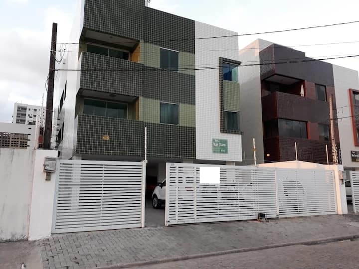 Apartamento 1 quarto térreo com área privativa