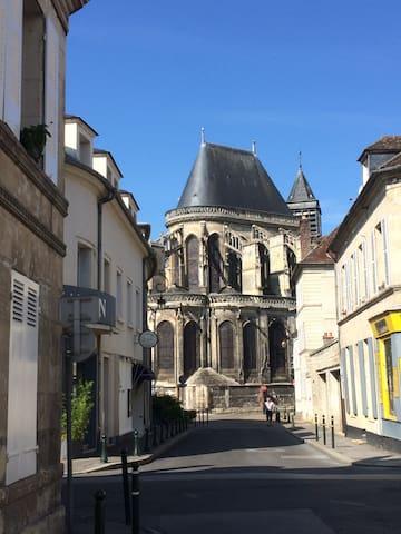 Quartier historique hyper centre