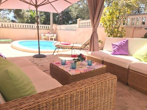 Entire accommodation Mallorca, Santanyí (S 'Amarador)