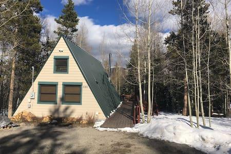 Mountain A Frame - By 5 Ski Resorts - Silverthorne - Apartament