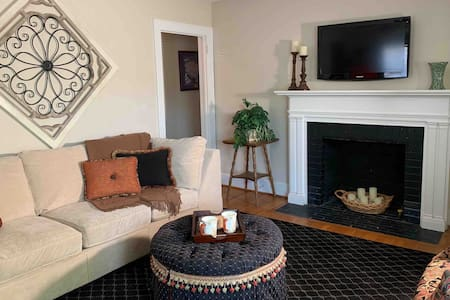 Centrally located in Greenville!  Many upgrades!