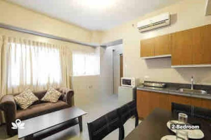 Tagaytay  Condotel 2BR fully furnished Unit G28
