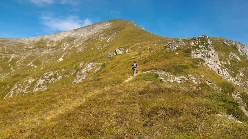 ascension du Montceint