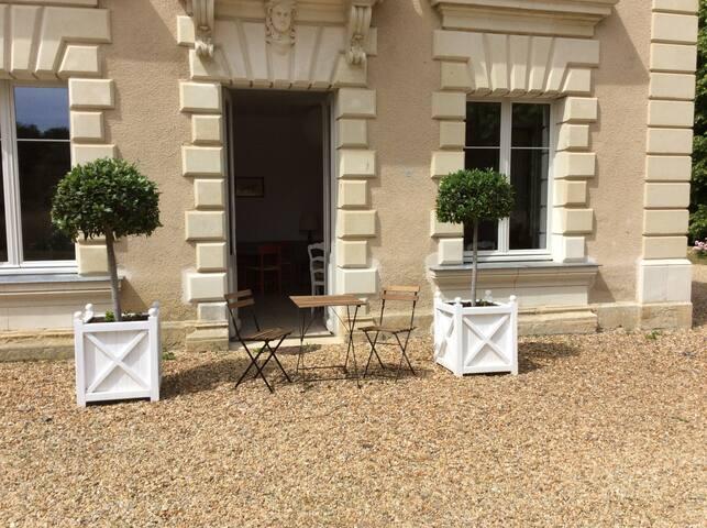 Château de Vaillé Rochereau