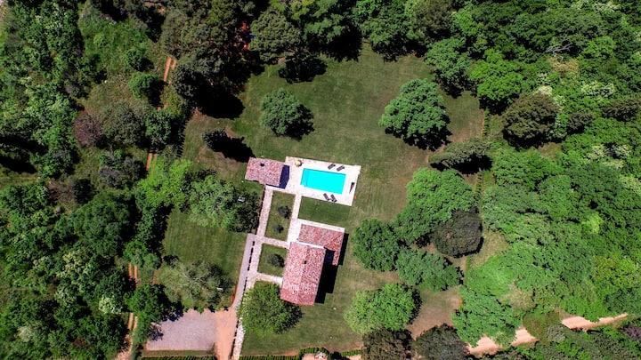 Villa Liznje Moro, Fazana, Istria