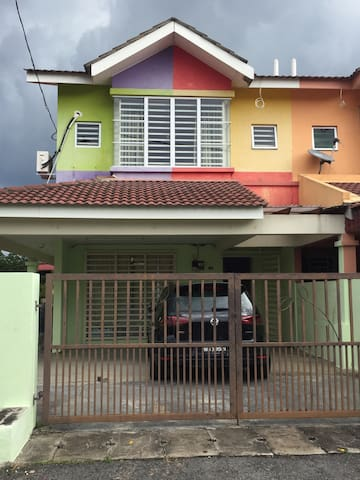 Kak Jah Guesthouse Lost World Ipoh - Ipoh - House