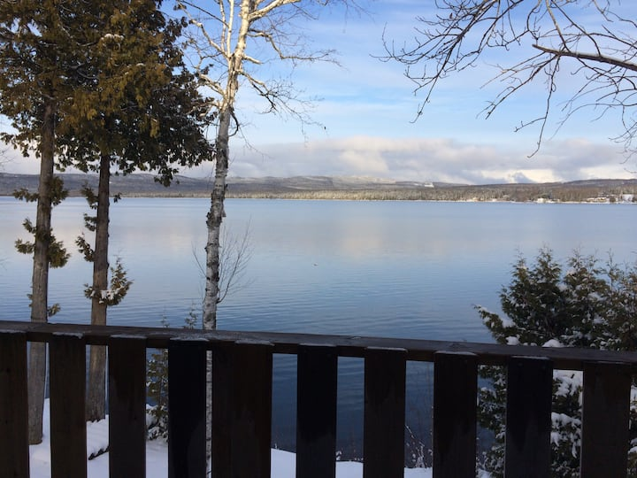 Chalet Lac Matapédia # 296462