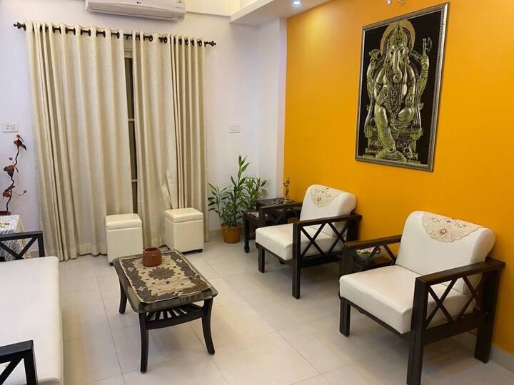 3 BHK Serviced Apartment near Amrita Hospital