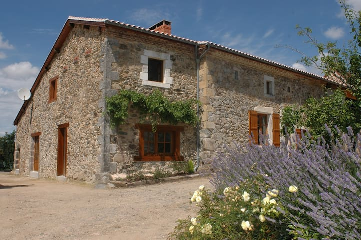 Charming guest house in the Dordogne GreenPérigord - Bussière-Badil - 家庭式旅館