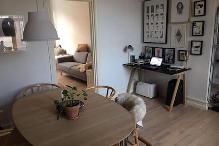 Cozy apartment in the heart of Aarhus C. - Århus - Huoneisto
