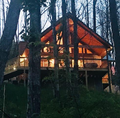 Aspen Holler: Real Cabin in the best area, sleep 6