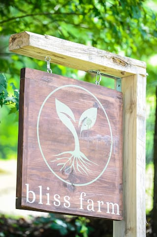 Find your bliss @ Bliss Farm & Retreat B&B