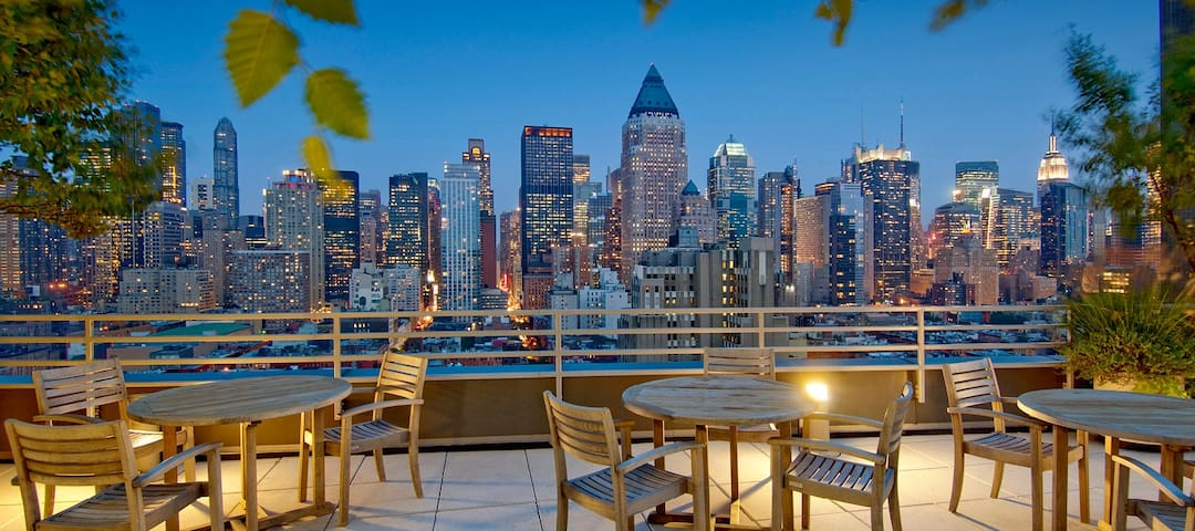 Midtown/Time Square Luxury Bedroom for one guest - New York - Lakás