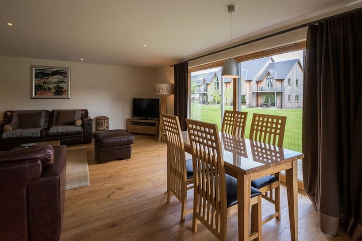 Mains of Taymouth, Kenmore, 3 The Gallops, 5* 2 bedroom apartment