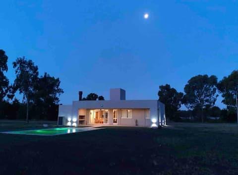 Casa Quinta in Olmos/Vorübergehende Vermietung
