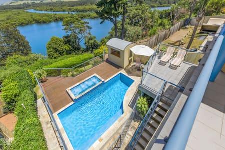 Minnamurra Beach House with Stunning Views!! - Kiama Downs - Talo