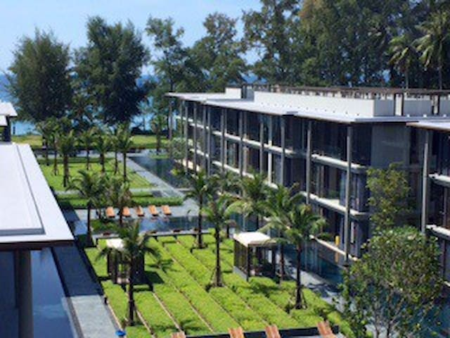 Luxurious 3-bedroom beachfront apt - Phuket - Apartment