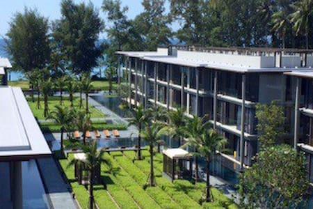 Luxurious 3-bedroom beachfront apt - Phuket